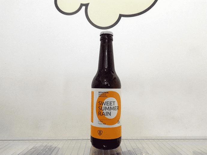 Cerveza Bidassoa Sweet Summer Rain