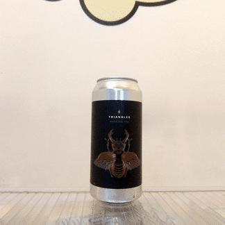 Cerveza Garage Beer Triangles
