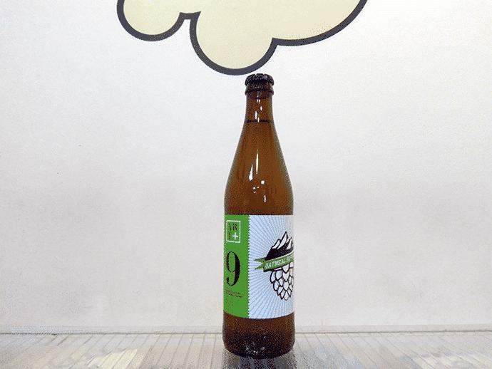 Cerveza Stu Mostow Art9 Oatmeal Hoptart