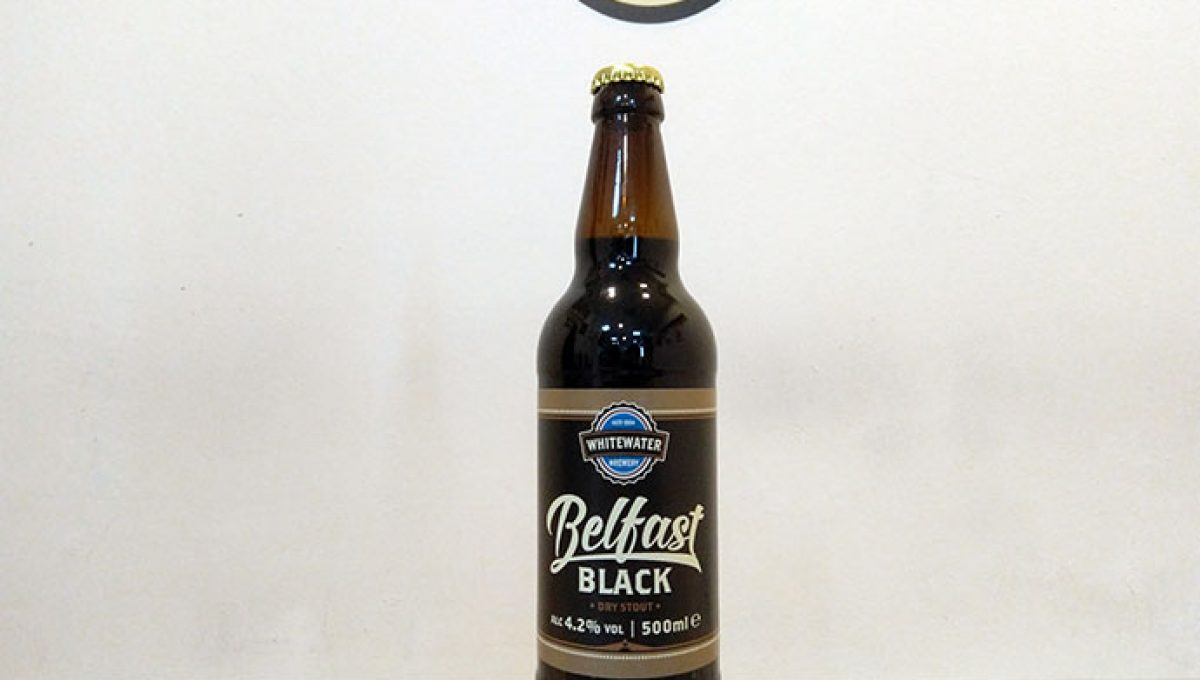 Whitewater Belfast Black