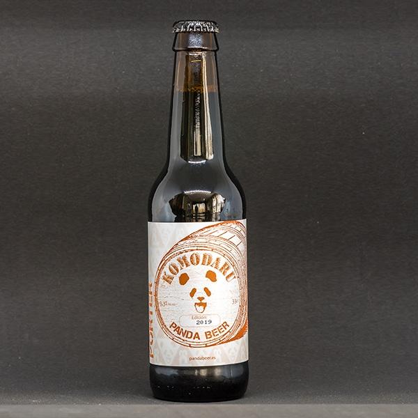Cerveza Panda Beer Komodaru