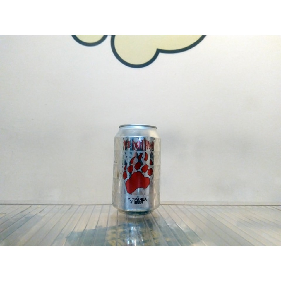 Cerveza Panda Beer Right Red Hand