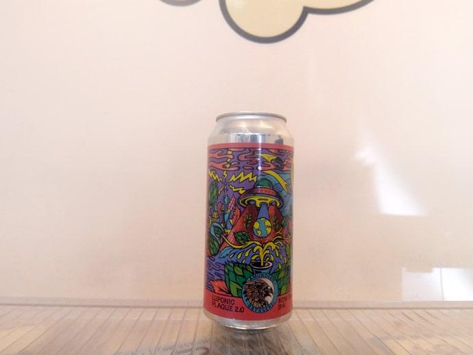 Cerveza Amundsen Luponic Plague V2.0