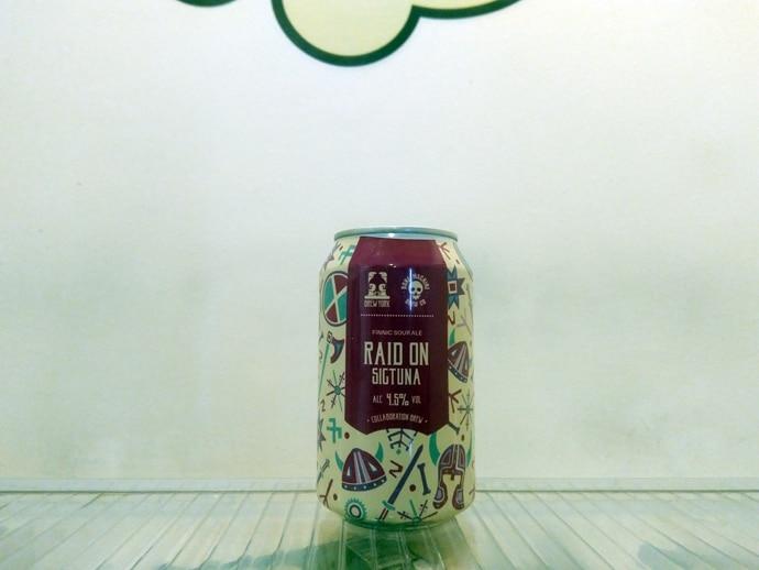 Brew York - Bone Machine Raid on Sigtuna
