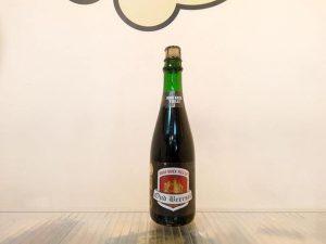 Cerveza Oud Beersel Oude Kriek Vieille