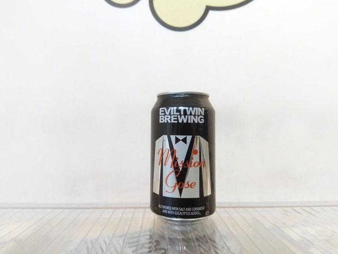 Cerveza Evil Twin Mission Gose