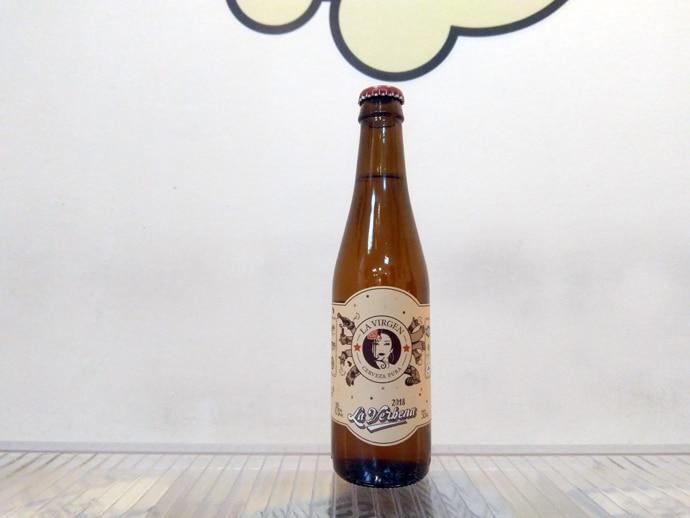 Cerveza La Virgen La Verbena