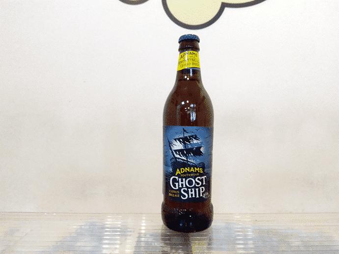 Cerveza Adnams Ghost Ship