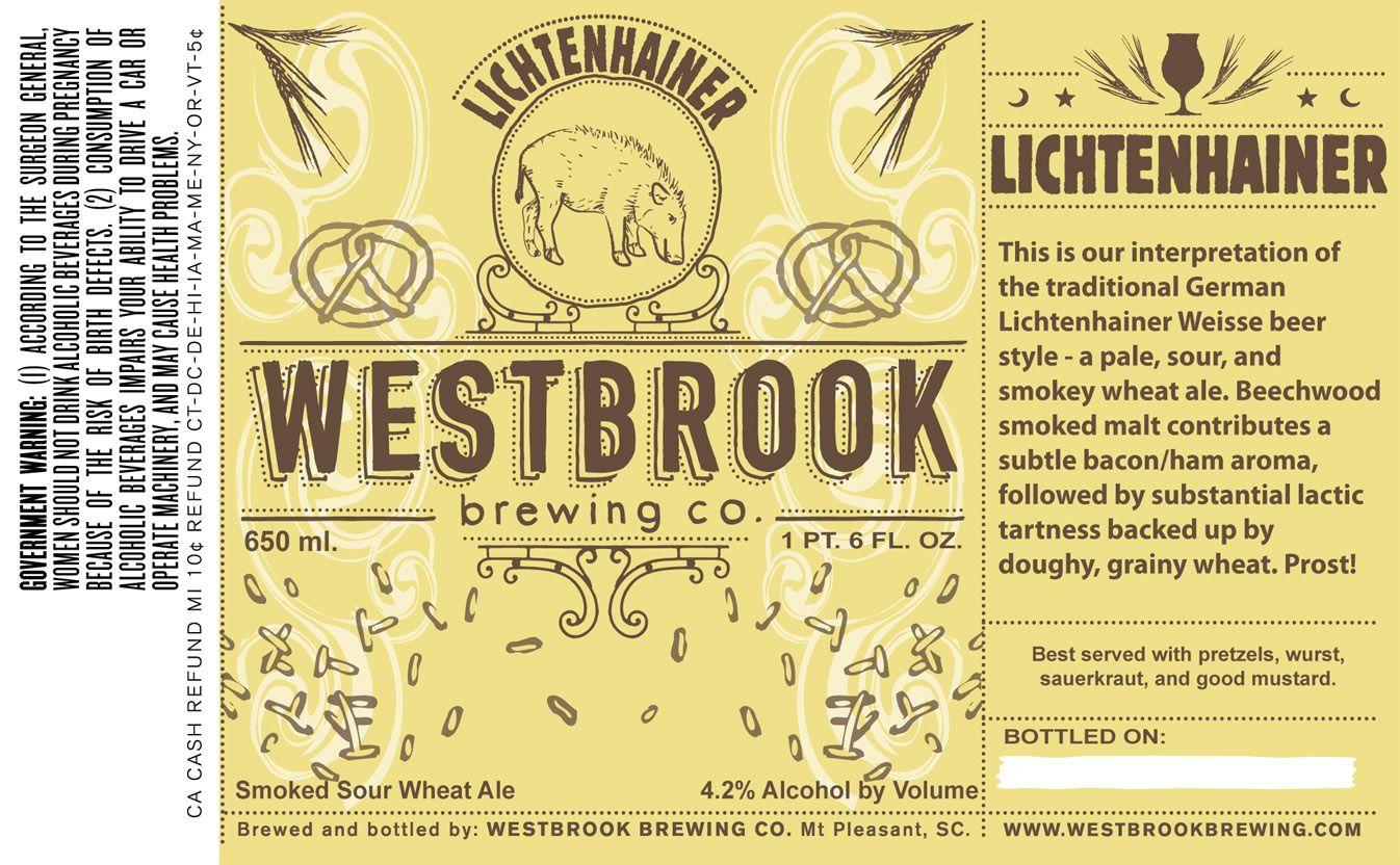 Cerveza Westbrook Lichtenhainer