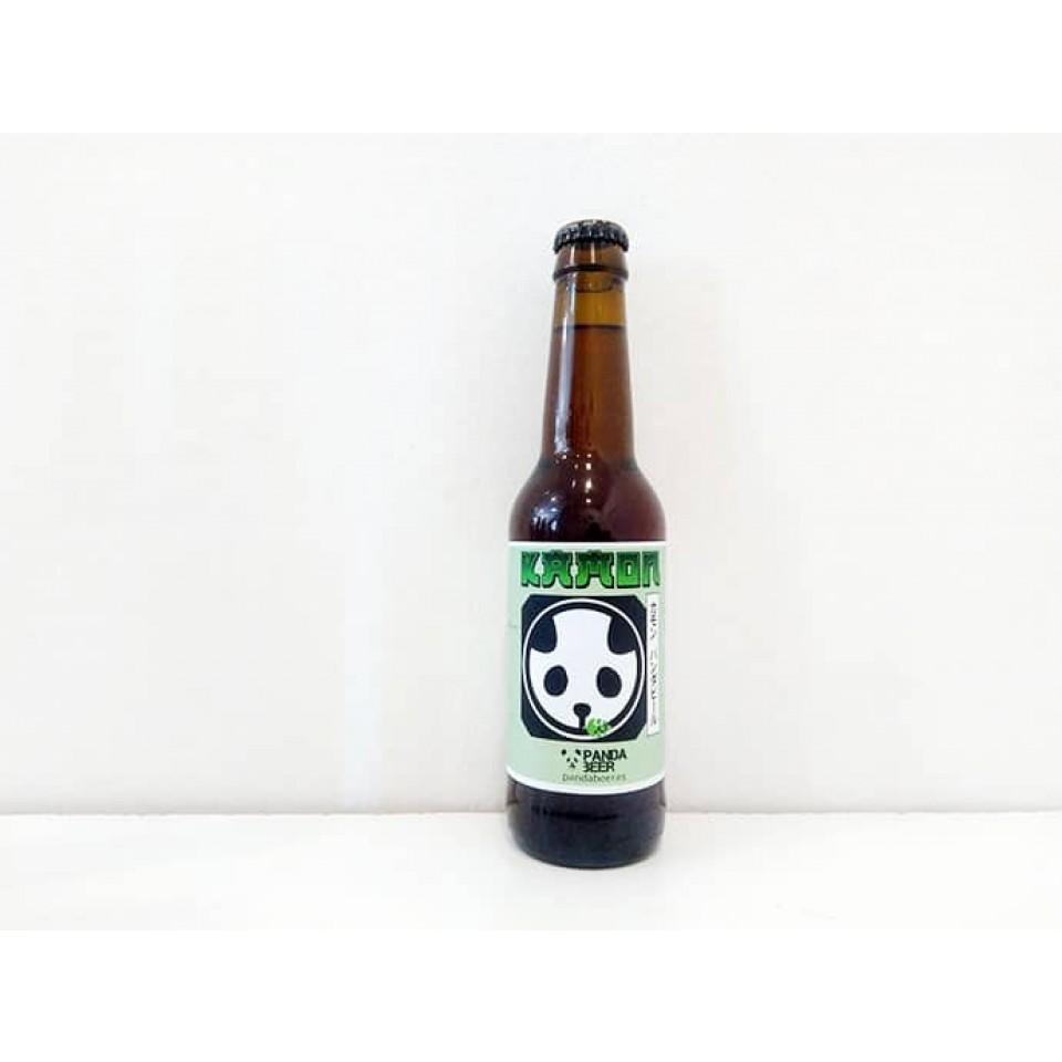Cerveza Panda Beer Kamon