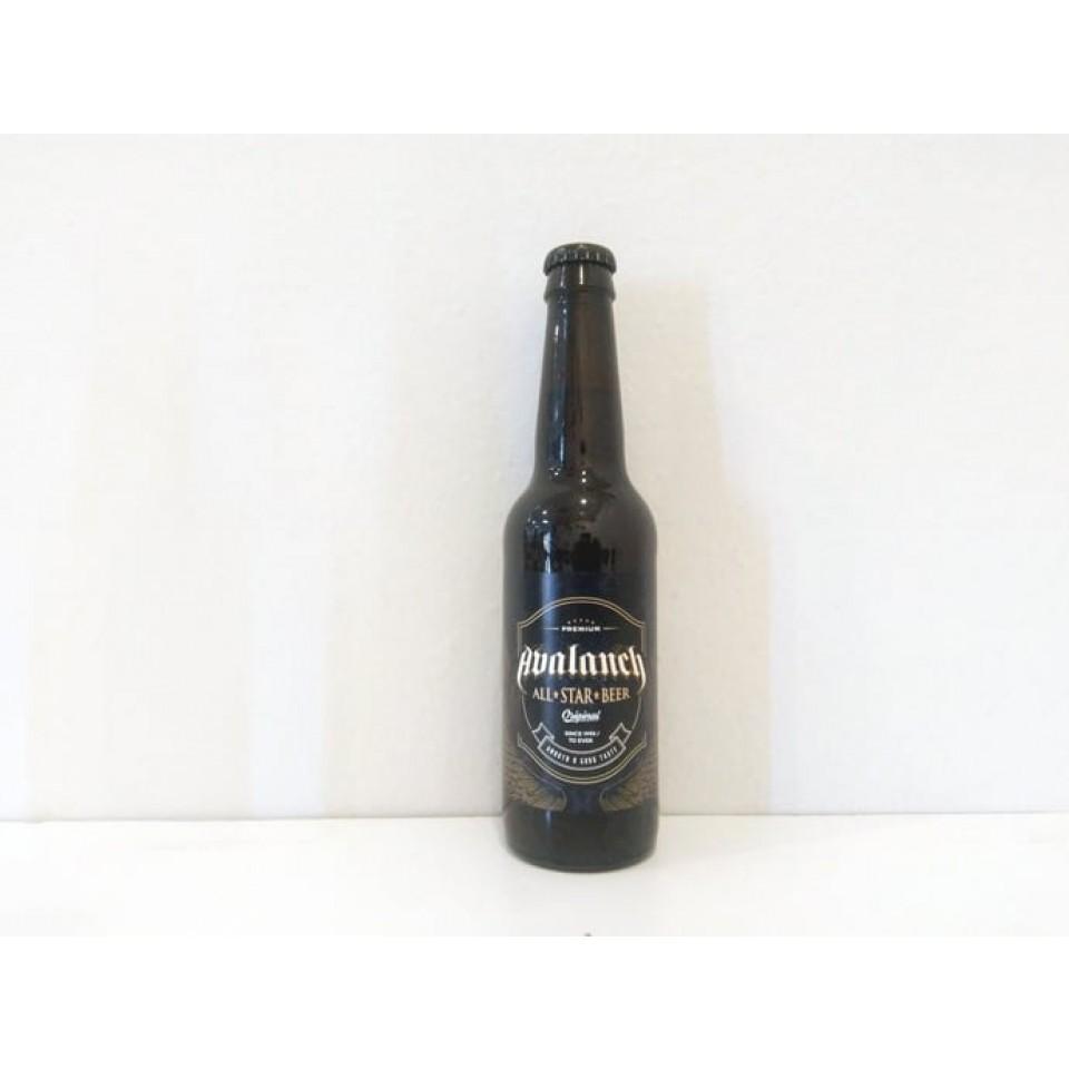 Cerveza oficial de Avalanch