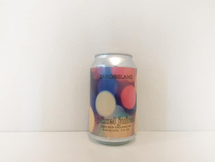 Cerveza Jakobsland Pixel Juice