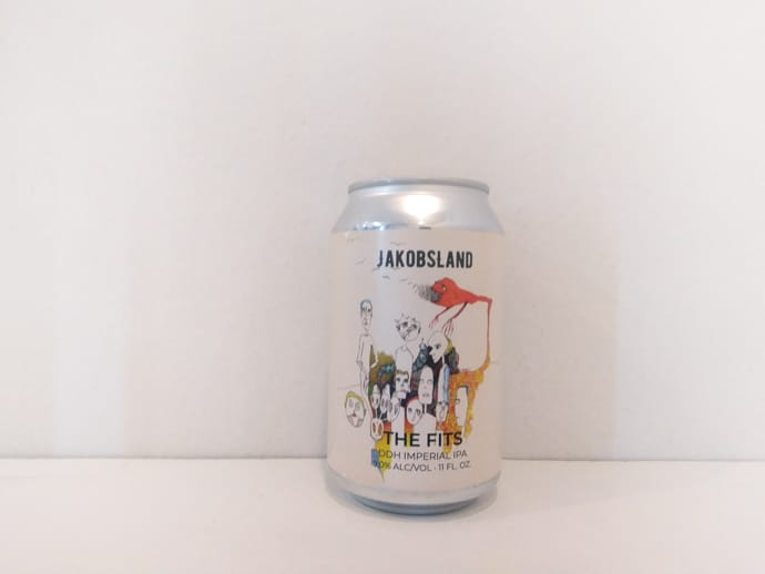 Cerveza Jakobsland the Fits