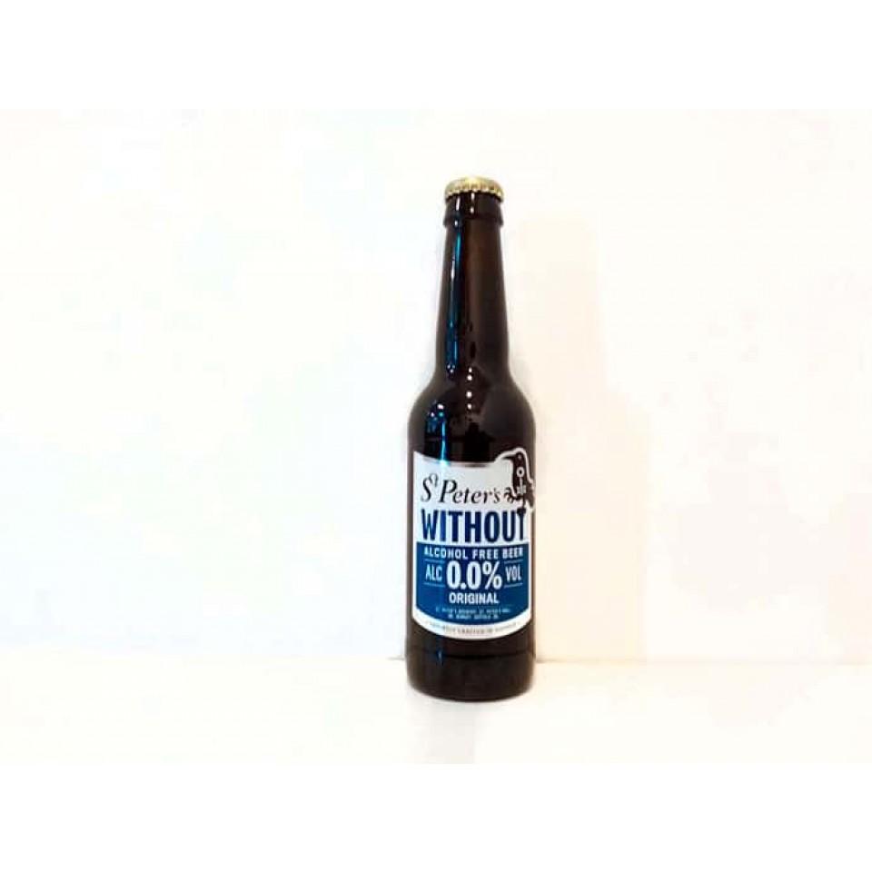 Cerveza St Peters Without Original