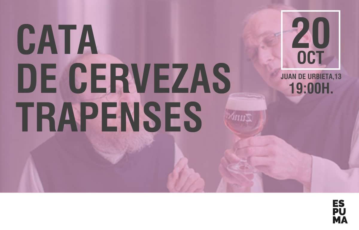 CATA DE CERVEZAS TRAPENSES