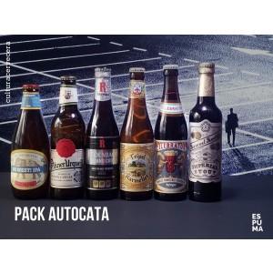 Pack Autocata de verveza