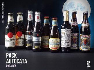 Pack Autocata de cervezas para dos