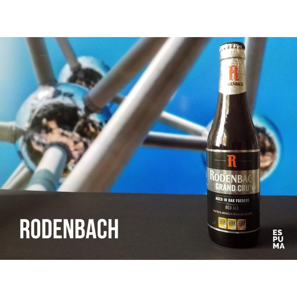 Botella de Cerveza Rodenbach Grand Cru