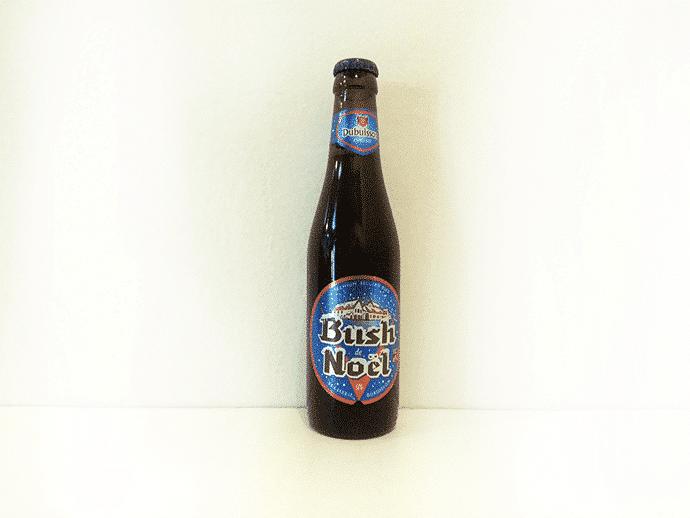 Cerveza Bush de Noel