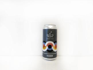 Cerveza Cierzo Brewing Back to Black