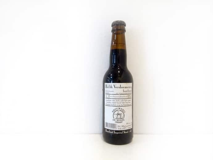 Cerveza De Molen Hel Verdoemenis Hazelnoot