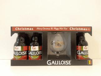 Cerveza Pack Gauloise Christmas