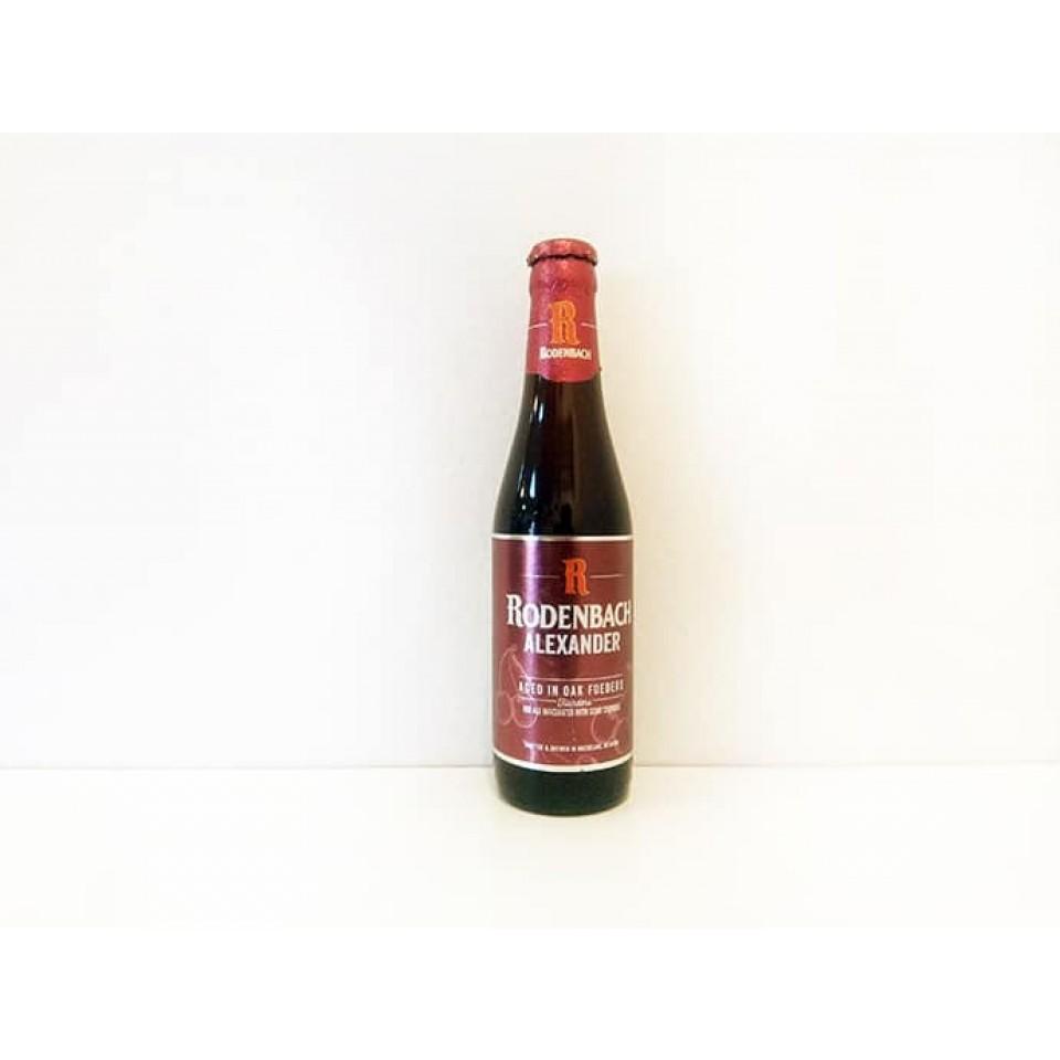 Botella de Rodenbach Alexander 33 cl
