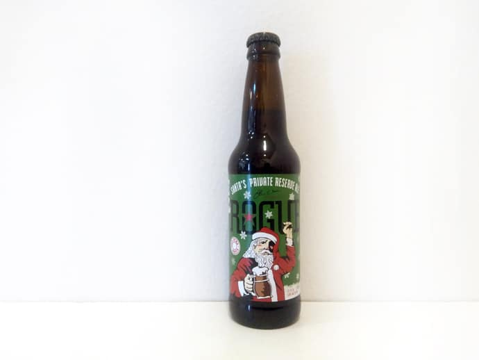 Cerveza Rogue Santa's Private Reserve