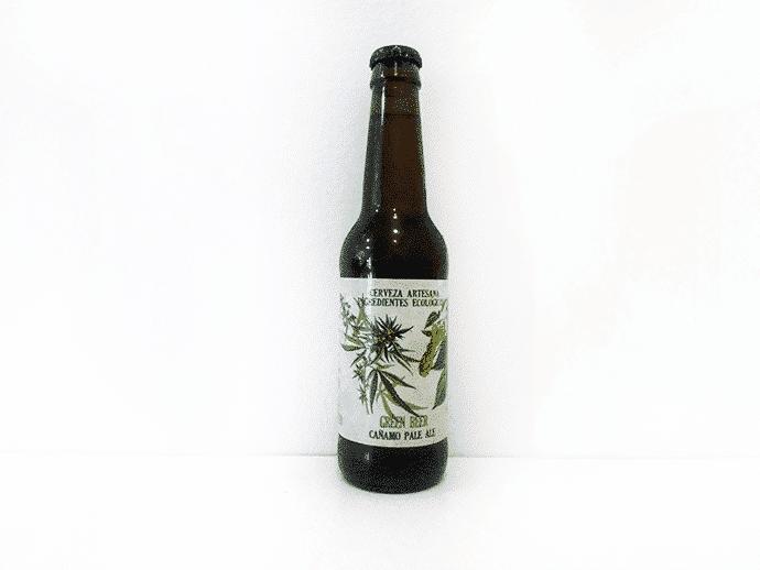Cerveza Bailandera Green Beer