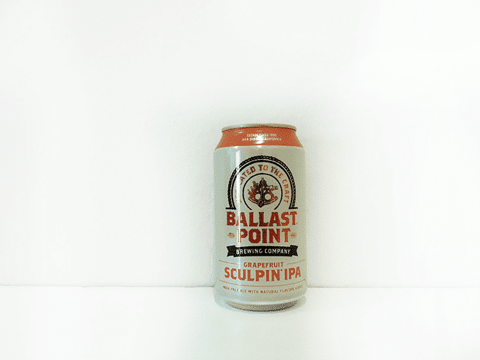 Cerveza Ballast Point Grapefruit Sculpin