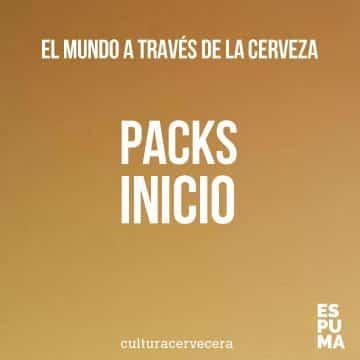 Pack de Iniciación a la cultura cervecera