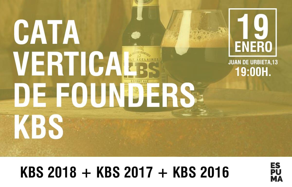 CATA VERTICAL de Founders KBS