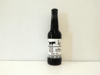 Cerveza CCVK - Bailandera Bailando con Lobos