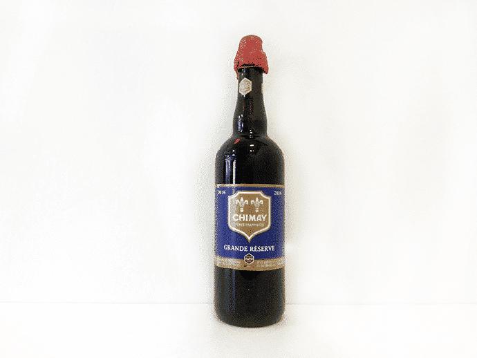 Cerveza Chimay Bleue Grande Reserve 2016