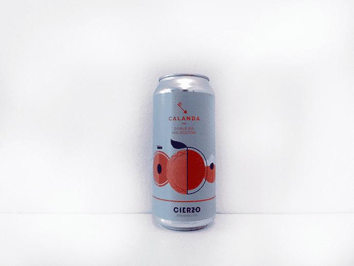 Cerveza Cierzo Calanda