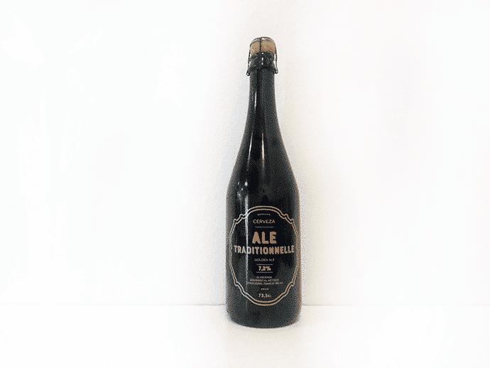 Cervezas Nómada Ale Traditionnelle