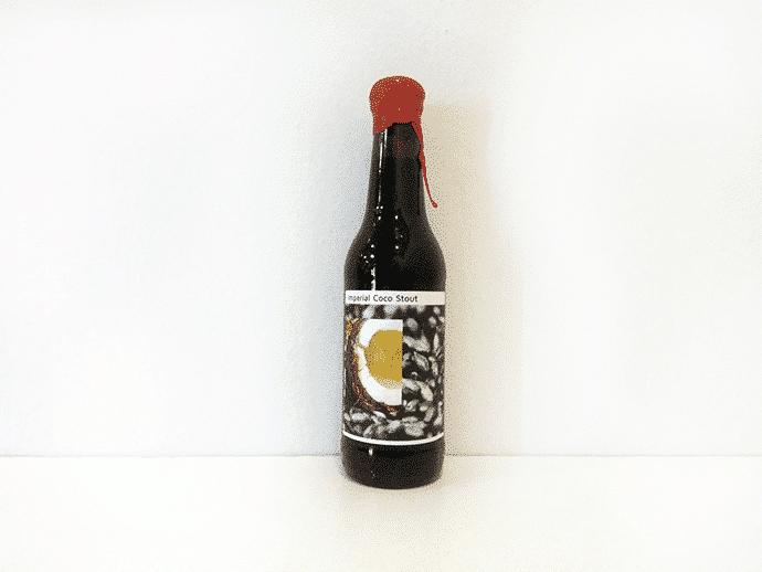 Cerveza Nomada Imperial Coco Stout 2016