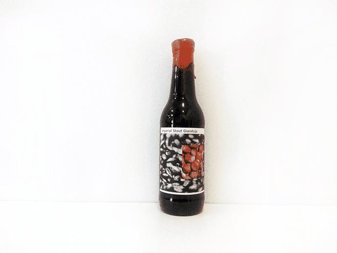 Cerveza Nomada Imperial Gianduja Stout