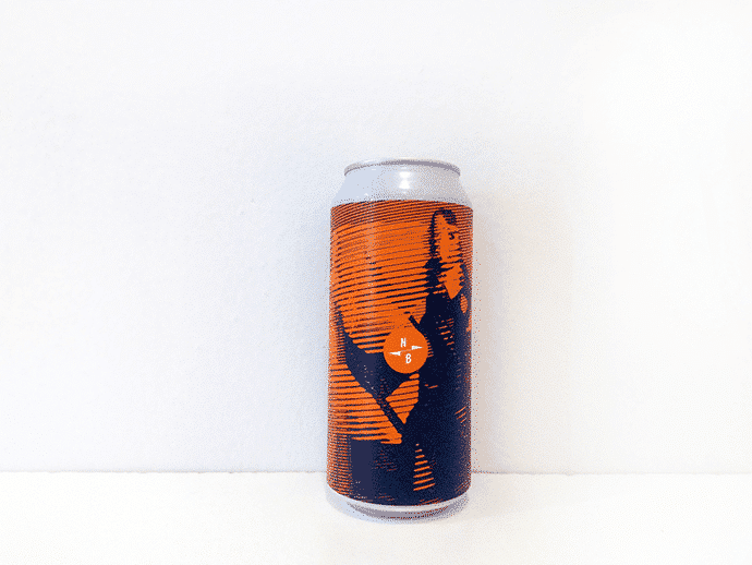 Cerveza North Brewing Kurious Oranj