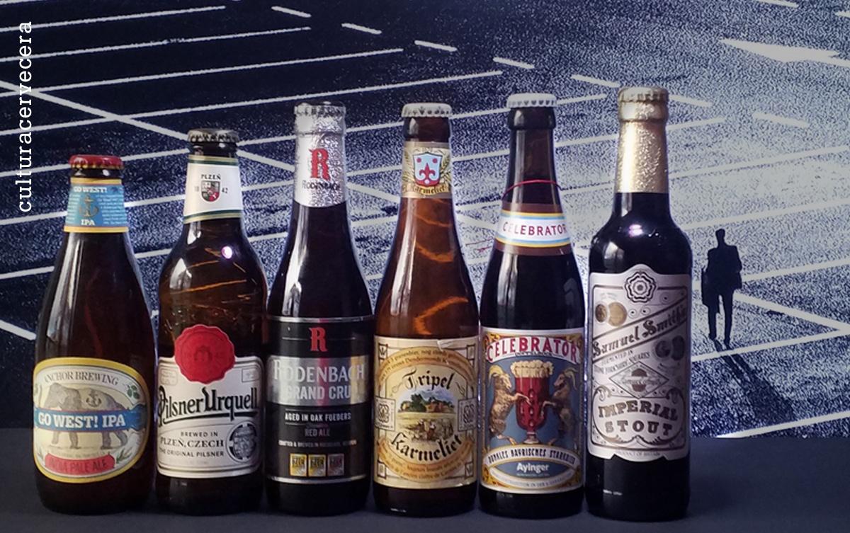 Cervezas fundamentales