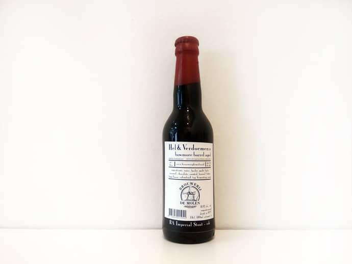 Cerveza De Molen Hel & Verdoemenis Bowmore