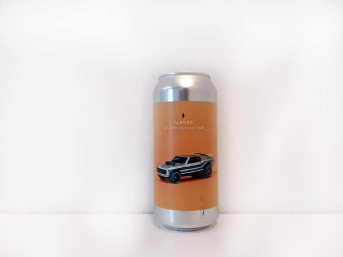 Cerveza GARAGE BEER FLUORO