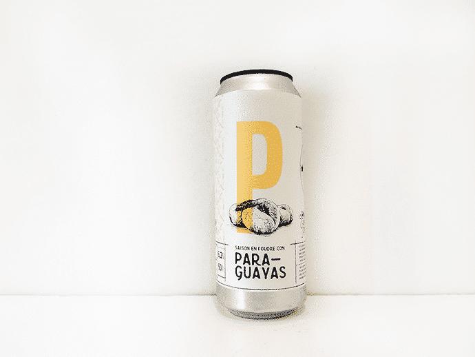 Cerveza La Virgen Paraguayas