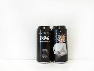 Cerveza Whiplash Scaldy Porter