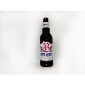 Cerveza Bombardier