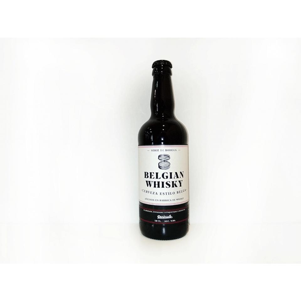 Cerveza Peninsula Belgian Whisky