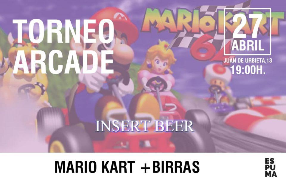 Torneo de arcade y birras abril 19