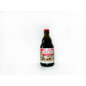 Cerveza Cherry Chouffe