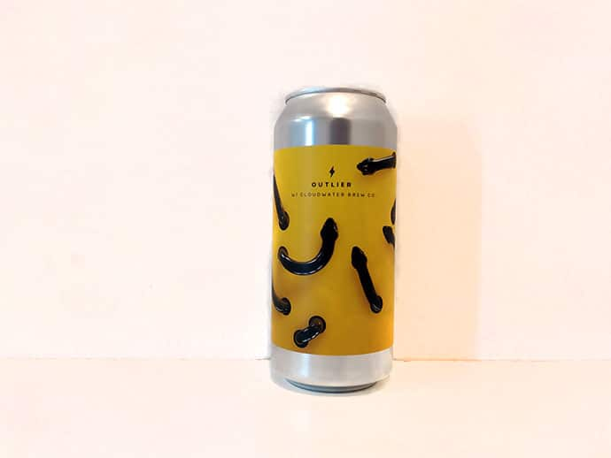 Cerveza Garage Beer - Cloudwater OUTLIER