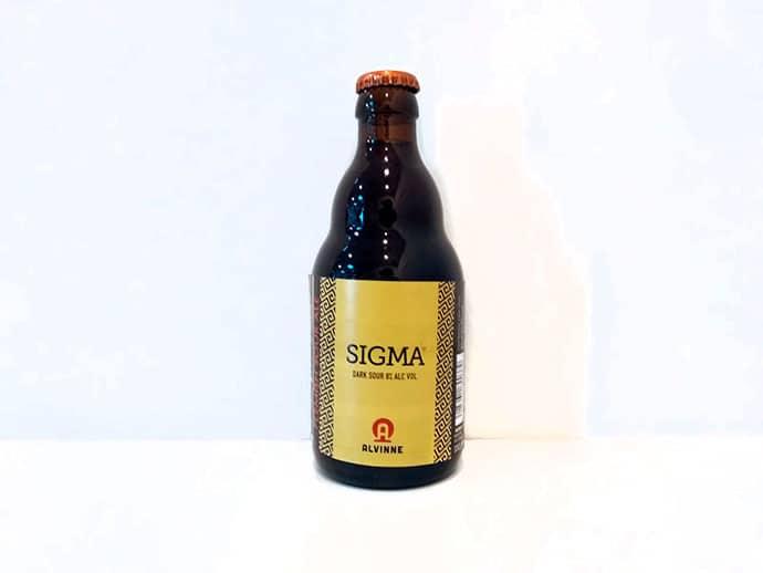 Cerveza Alvinne Sigma